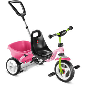 Tricycle Puky CAT 1S - Rose/Kiwi
